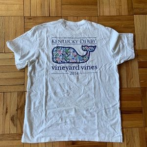 Vineyard Vines Kentucky Derby Tee
